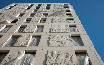 Parthenon Frieze Stars in the London Olympics